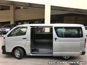 Used Toyota Hiace Car for Sale in Singapore, Motorworld - sgCarMart