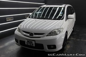 Mazda 5 2.0A Sunroof (COE till 11/2021)