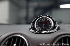 Porsche Cayman S 3.4 PDK Black Edition