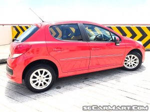 Used Peugeot 207 Car for Sale in Singapore, Carway