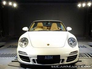 Used Porsche 911 Carrera Gts Cabriolet Pdk Car For Sale In Singapore