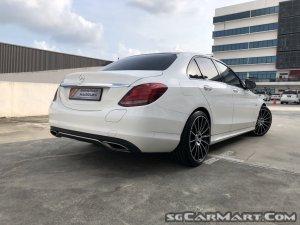 Mercedes-Benz C-Class C350e Hybrid AMG Line