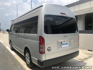 Toyota Hiace Commuter 2.8A GL High Roof
