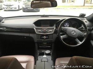 Mercedes-Benz E-Class E350 Avantgarde