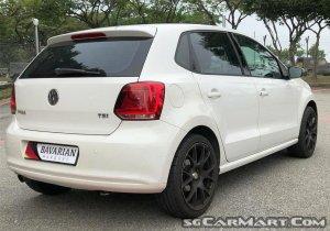 Volkswagen Polo 1.2A TSI