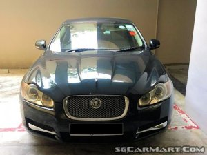 used jaguar xf 3 0a luxury car for sale in singapore sg car consign rh stcars sg