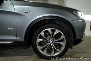 BMW X3 xDrive20d Sunroof