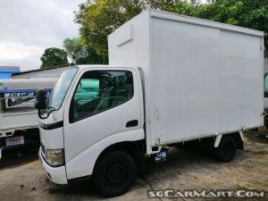 Toyota Dyna 150 (COE till 03/2022)