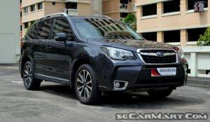 Subaru Forester 2.0XT