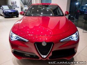 Used Alfa Romeo Stelvio 2 0a Super Car For Sale In Singapore Hong