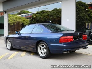 BMW 8 Series 850i Coupe (New 10-yr COE)