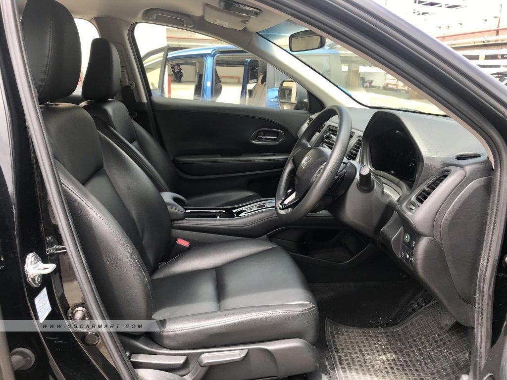 Honda Vezel Hybrid 1.5A
