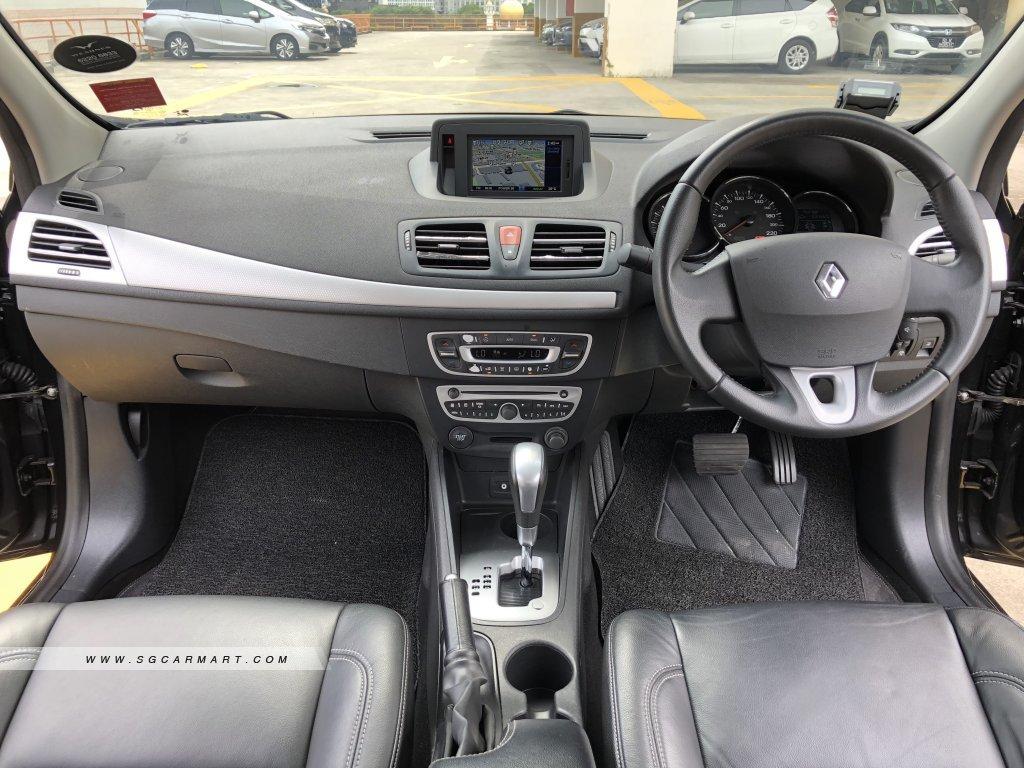 Renault Fluence 1.6A
