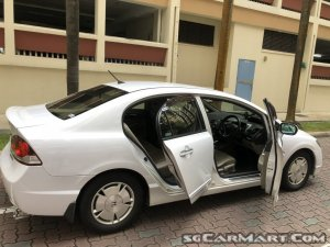 Used Honda Civic Hybrid 1 3a Car For Sale In Singapore Stcars