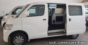 Toyota Townace 1.5A (New 5-yr COE)