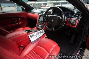 Maserati GranTurismo S Cambiocorsa (New 10-yr COE)