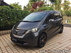 Used Honda Freed 15a G New 5 Yr Coe Car For Sale In Singapore