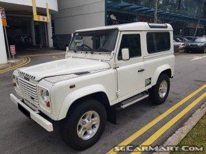 Land Rover Defender 90 (COE till 04/2025)