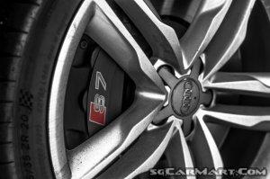 Audi S7 Sportback 4.0A TFSI Quattro