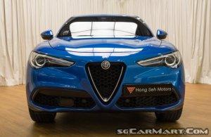 Used Alfa Romeo Stelvio 2 0a Milano Car For Sale In Singapore Hong