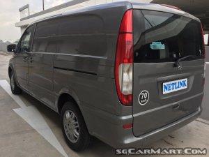 Mercedes-Benz Vito 111L (COE till 08/2023)