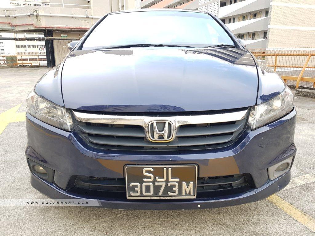 Honda Stream 1.8A X CNG (New 5-yr COE)