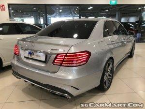 Mercedes-Benz E-Class E63 S AMG