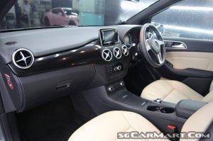 Mercedes-Benz B-Class B180