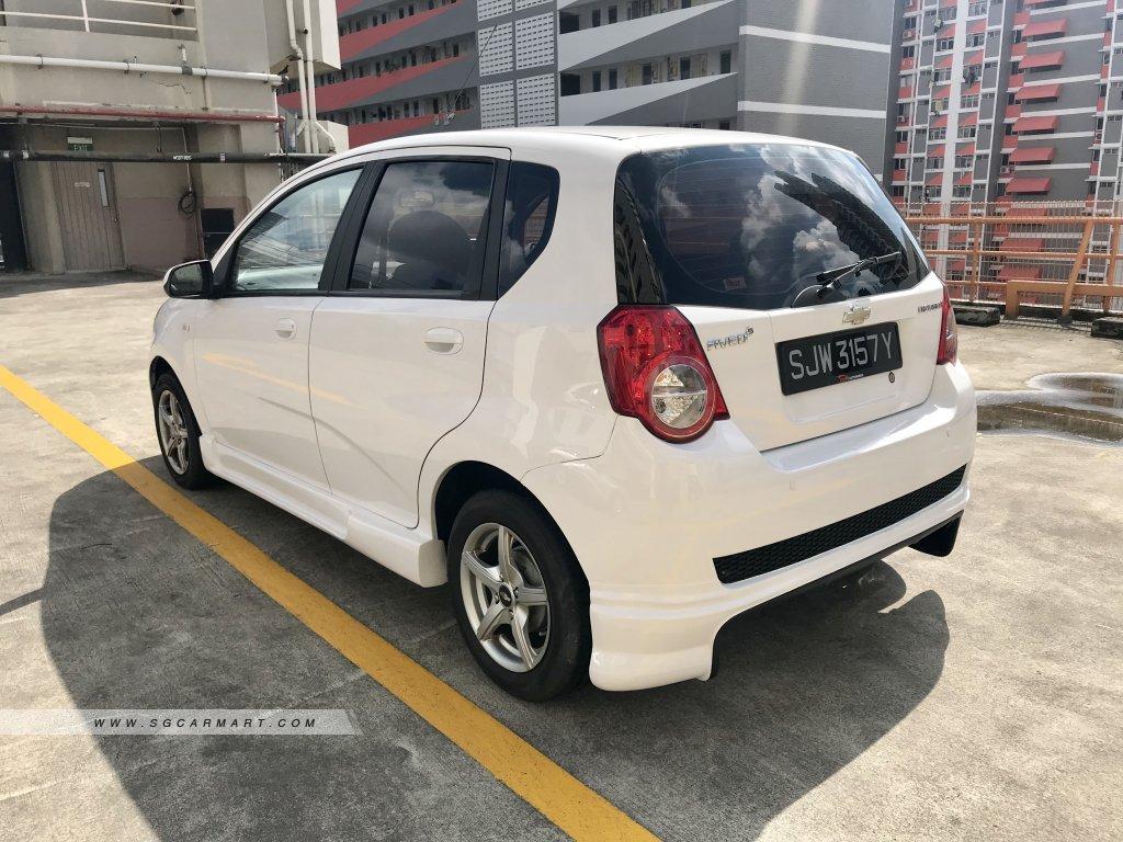 Chevrolet Aveo5 1.4M