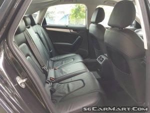 Audi A4 2.0A TFSI Quattro S-tronic
