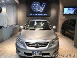 Toyota Corolla Altis 1.6A (COE till 11/2023)