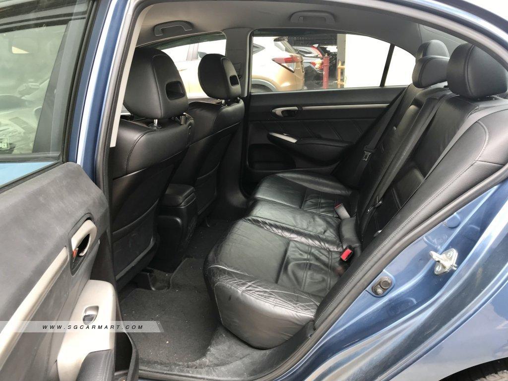 Honda Civic 2.0A Si (New 10-yr COE)