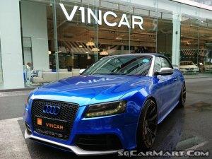 Used Audi S5 Car For Sale In Singapore Vincar Pte Ltd Sgcarmart