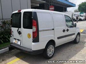 Fiat Doblo Cargo Maxi 1.9M
