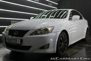 Lexus IS250 (COE till 08/2022)
