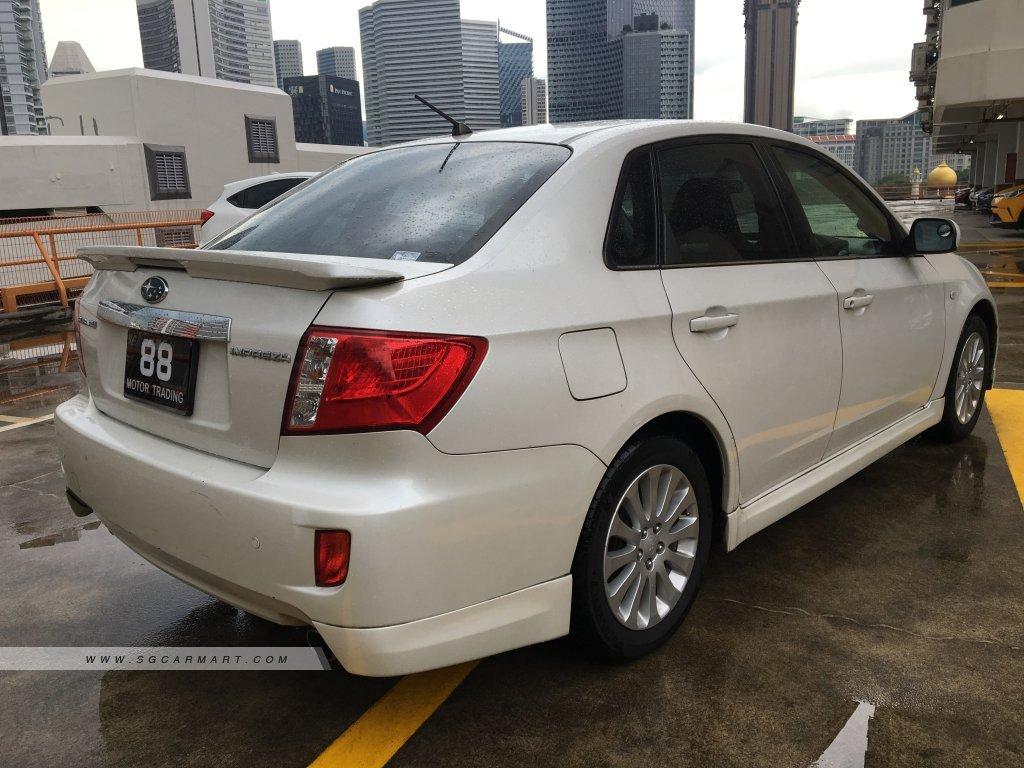 Subaru Impreza 4D 2.0M R-S
