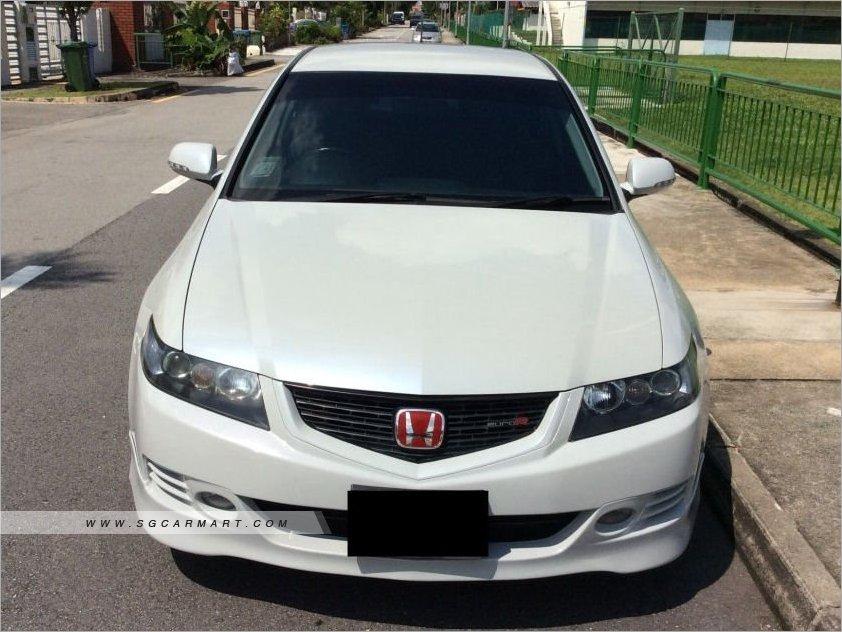 2007 Honda Accord Euro R Coe Till 03 2027 Photos Pictures