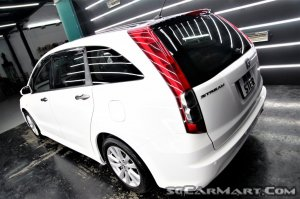 Honda Stream 1.8A RSZ Sunroof (COE till 11/2023)