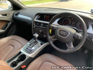 Audi A4 1.8A TFSI MU Attraction