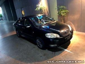 Toyota Corolla Altis 1.6A (COE till 10/2020)