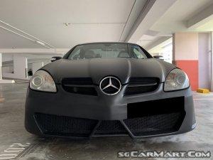 Mercedes-Benz SLK-Class SLK200 ML (COE till 06/2025)