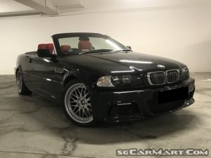 BMW 3 Series 325Ci Cabriolet (New 10-yr COE)