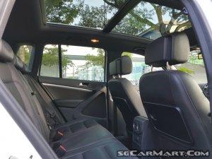 Volkswagen Tiguan 1.4A TSI BMT R-Line