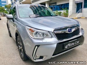 Used Subaru Forester 2 0xt Car For Sale In Singapore Elite Car