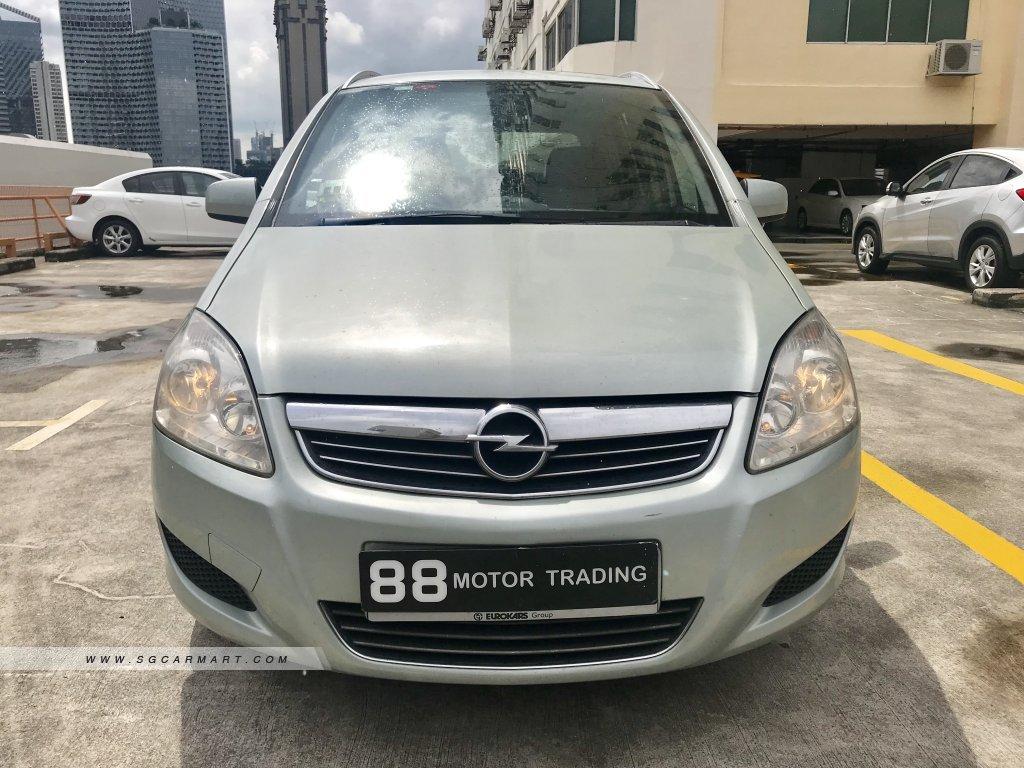 Opel Zafira 1.8MTA