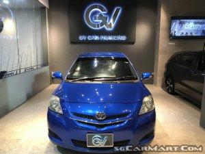 Toyota Vios 1.5A E (COE till 11/2023)