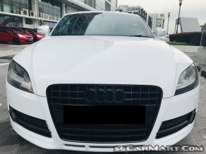 Used Audi Tt Coupe 2 0a Tfsi New 10 Yr Coe Car For Sale In