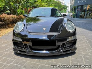 Porsche 911 GT3 (COE till 12/2026)