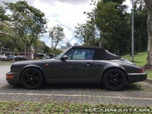 Porsche 911S (New 10-yr COE)
