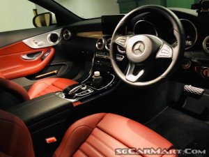 Mercedes-Benz C-Class C200 Cabriolet
